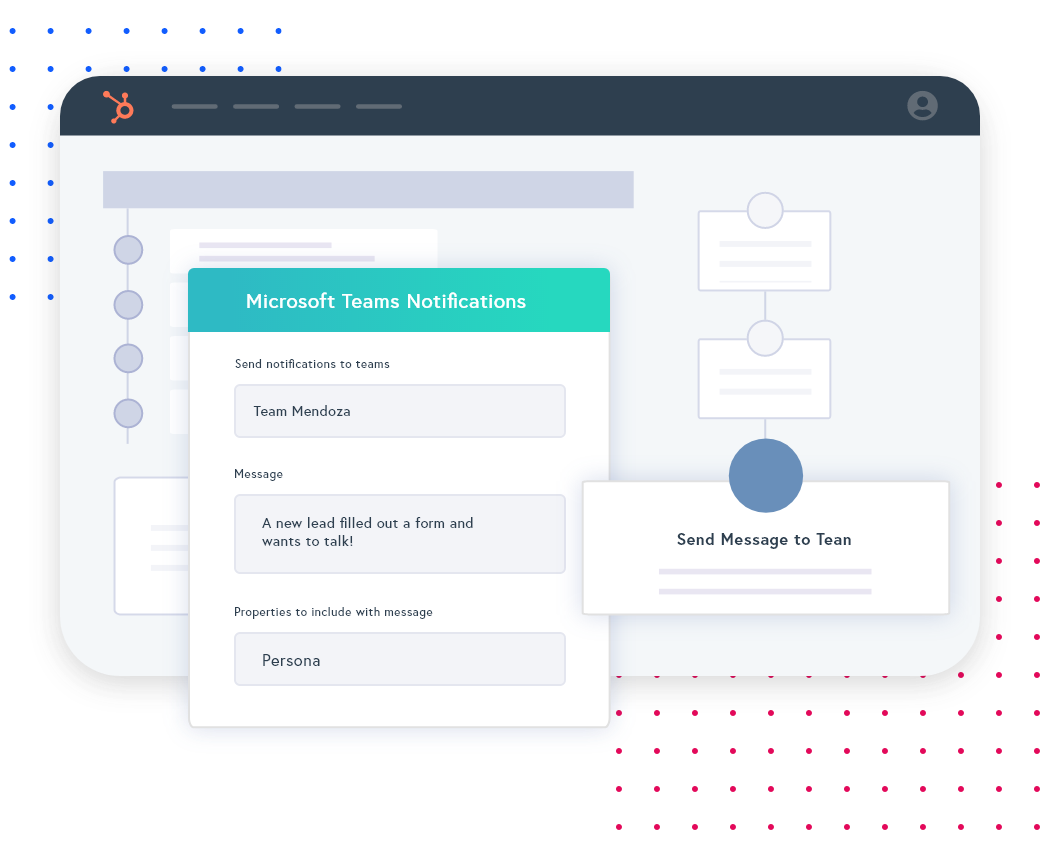 Microsoft Teams + HubSpot